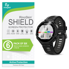 [6-Pack] Garmin Forerunner 735XT Screen Protector