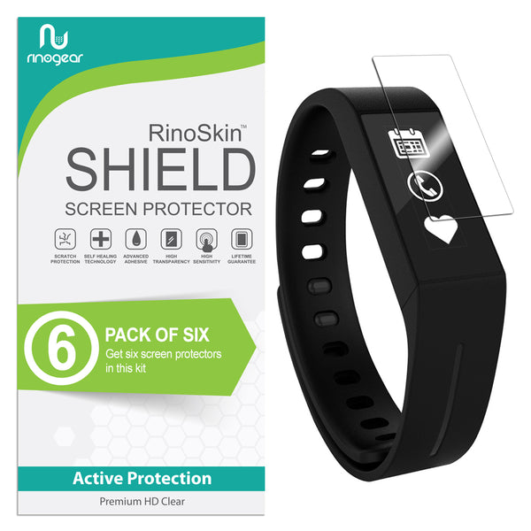 [6-Pack] Striiv Touch Fitness Screen Protector