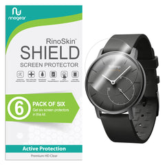 [6-Pack] Withings Activite Pop Screen Protector