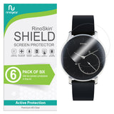 [6-Pack] Withings Activite Steel Screen Protector