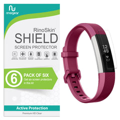 [6-Pack] Fitbit Alta HR Screen Protector