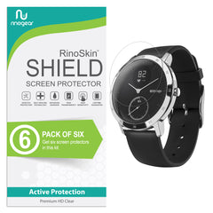 [6-Pack] Withings Steel HR Screen Protector