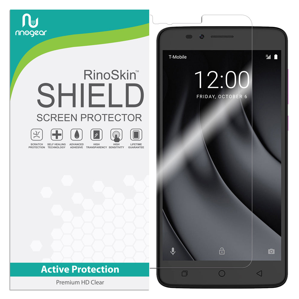 sports shoes ecb2c 44f55 T-Mobile Revvl Plus Screen Protector