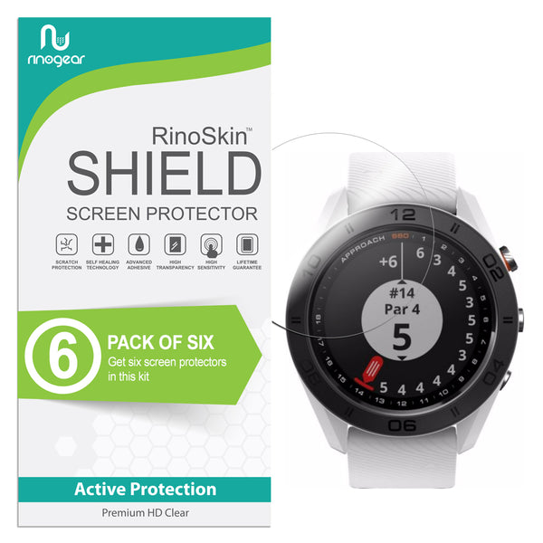 [6-PACK] Garmin Approach S60 Screen Protector
