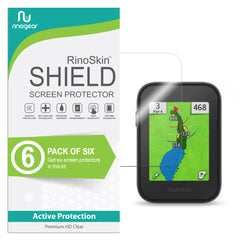 [6-PACK] Garmin Approach G30 Screen Protector