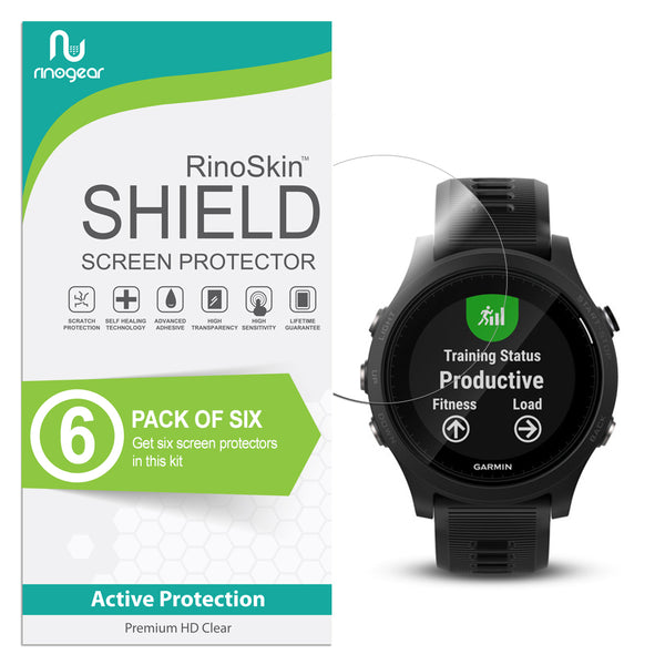 [6-Pack] Garmin Forerunner 935 Screen Protector