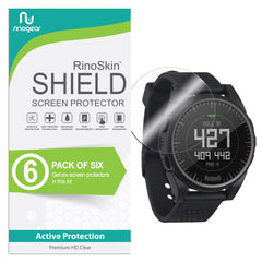 [6-Pack] Bushnell Excel Screen Protector