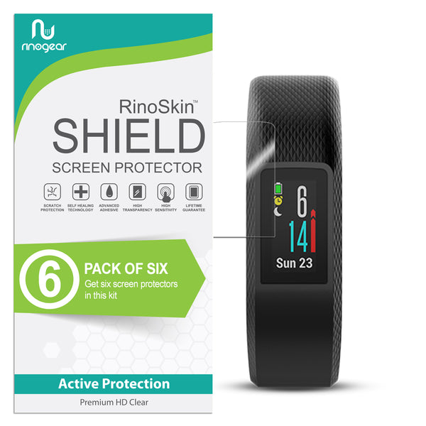 [6-PACK] Garmin Vivosport Screen Protector