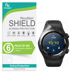 [6-PACK] Huawei Watch 2 Screen Protector