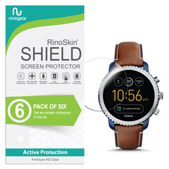 [6-PACK] Fossil Q Explorist Screen Protector