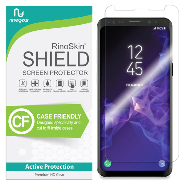 [Case-Friendly] Galaxy S9+ Plus Screen Protector