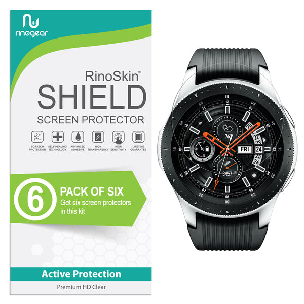 [6-Pack] Galaxy Watch 46mm Screen Protector