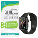 [4-Pack] Apple Watch Screen Protector 44mm (Series 6, 5, 4, SE)
