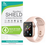 [4-Pack] Apple Watch Screen Protector 40mm (Series 6, 5, 4, SE)