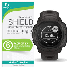 Garmin Instinct Screen Protector