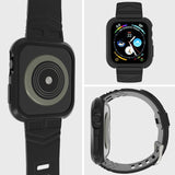 Active Armor Pro - Apple Watch Case with Band (Series 5 or 4) Rugged Style