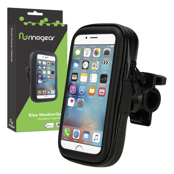 [WeatherGear] Universal / iPhone 6 / 6S Waterproof Case Bike Mount Holder