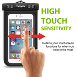 Universal Waterproof Dry Bag Phone Case Pouch for iPhone, Galaxy, etc.