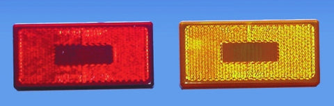Clearance Light Replacement Lens-Red