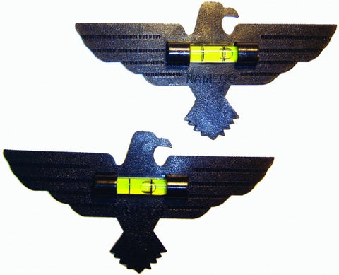 T-Bird Levels, Black 2-Per Pack