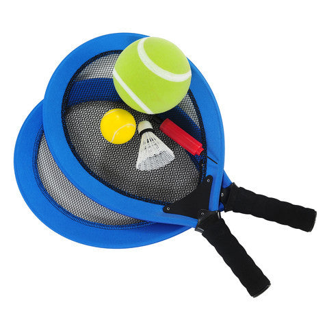 Backpack Racket Set