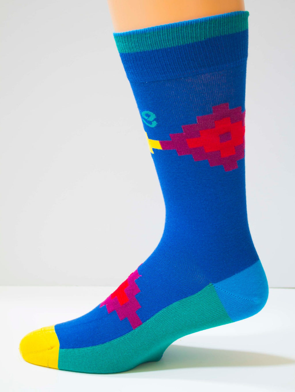 8 Bit Hero Women's Socks