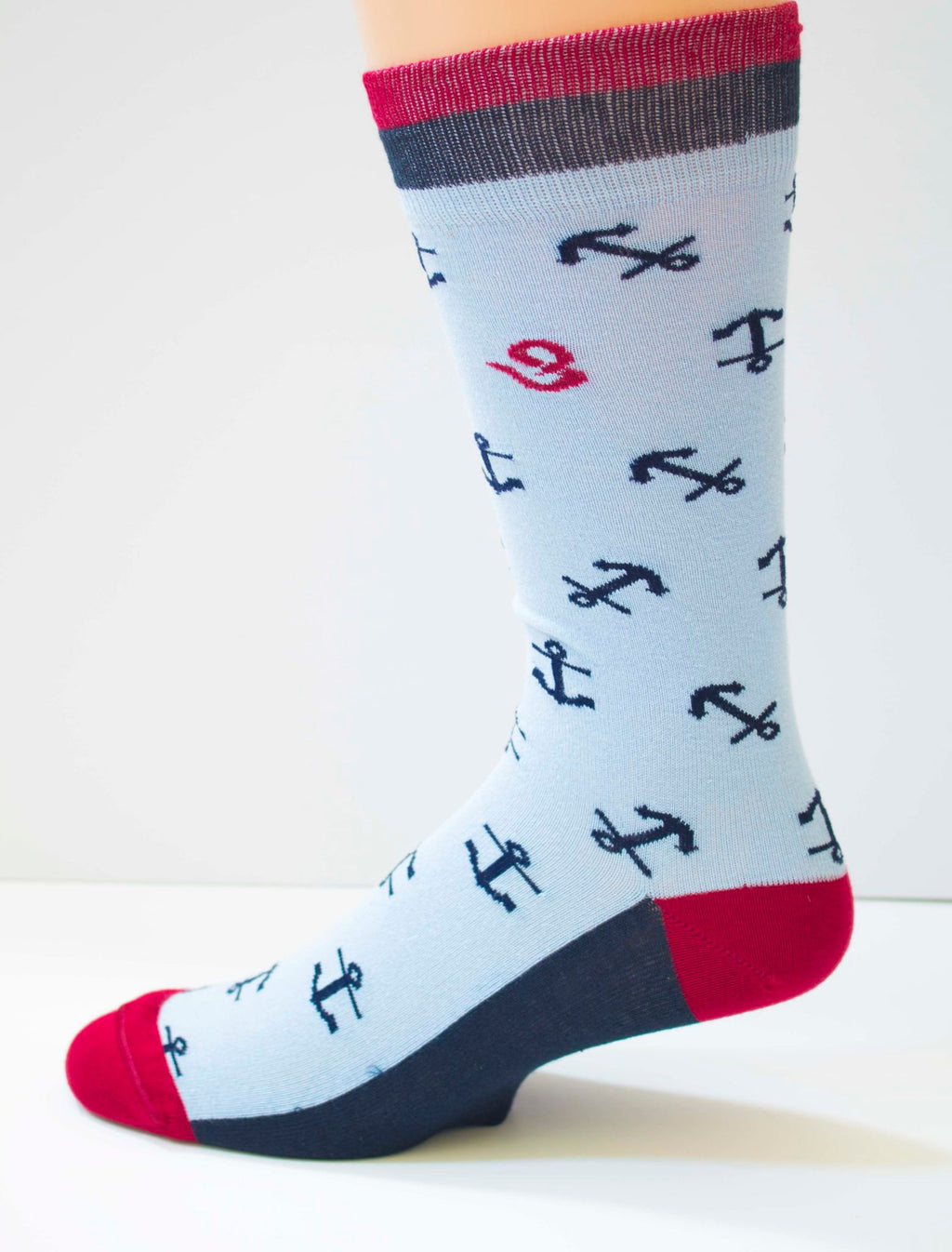 Anchors Away Women's Socks