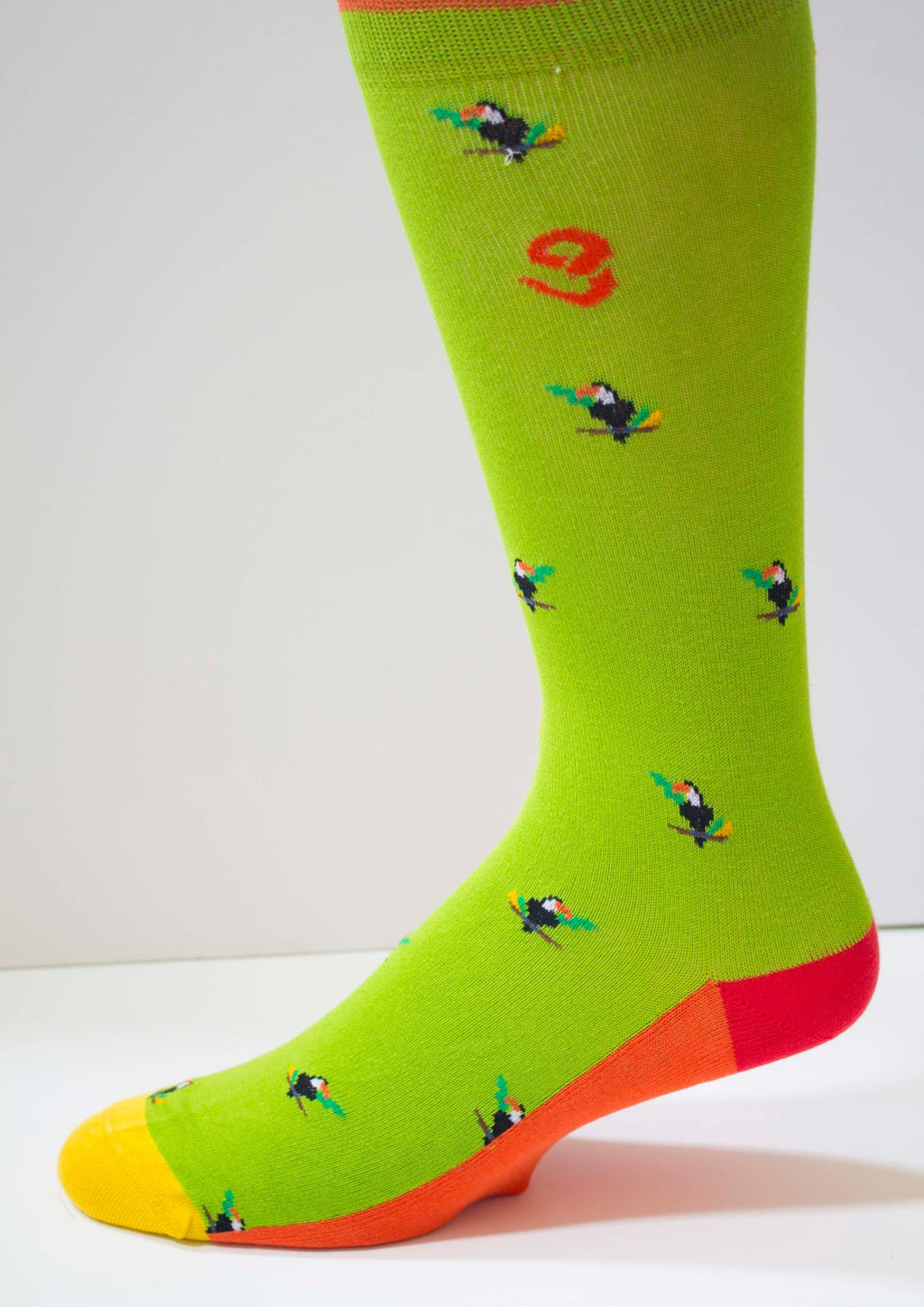 Birds of Feather Men's Sock