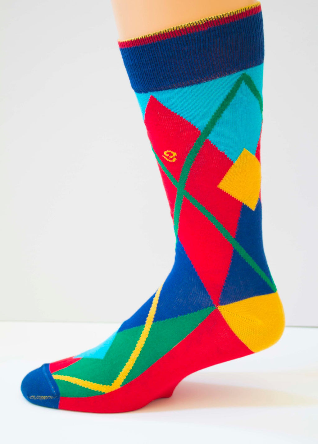 Comfort Zone Men's Socks