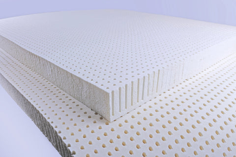 "10"" Queen 100% Natural Talalay Latex Mattress"