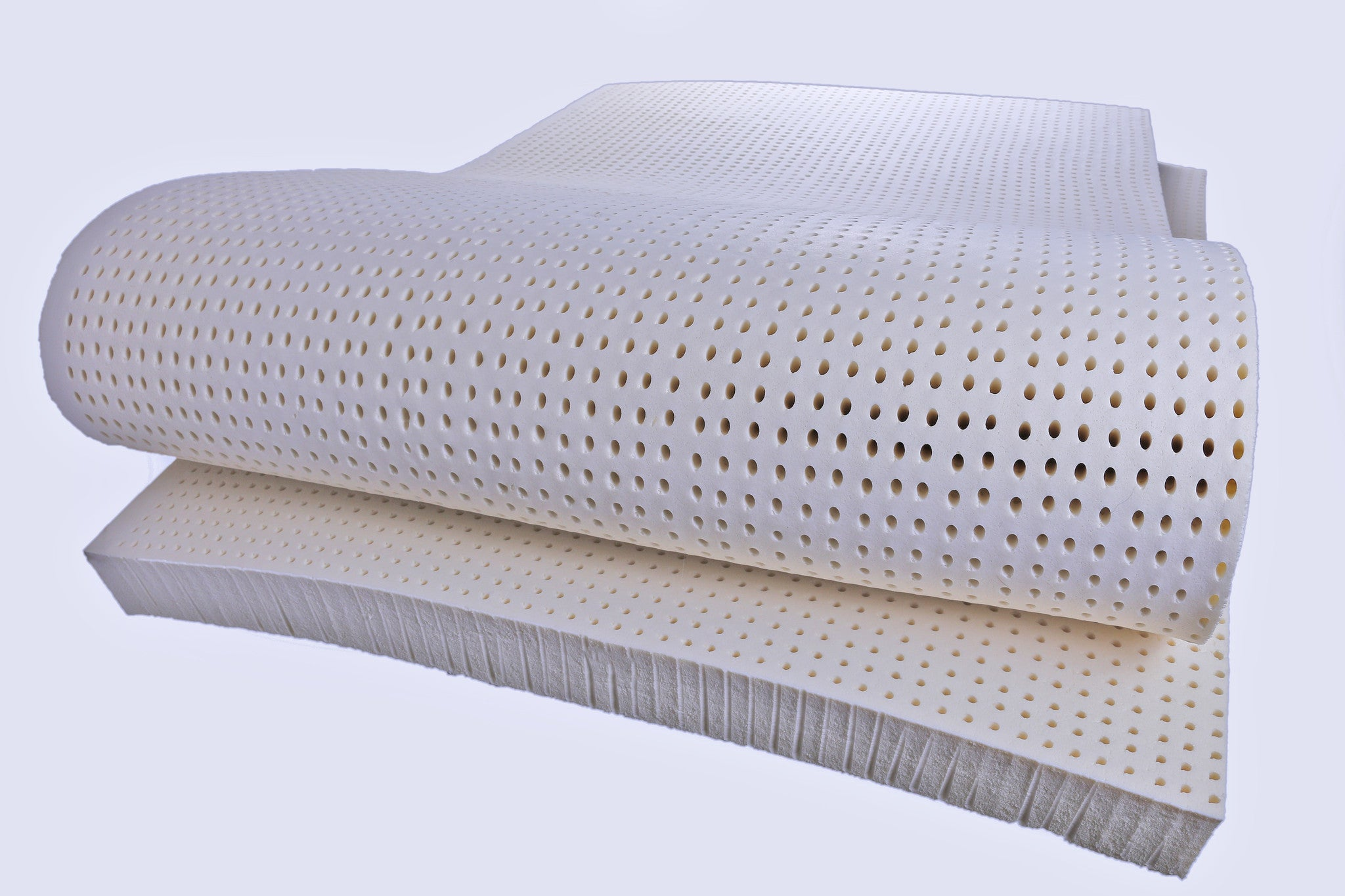 100 Natural Talalay Latex Mattress Topper