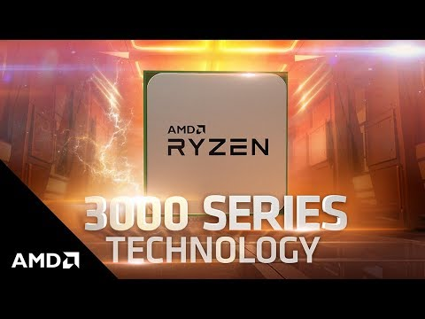"3rd Gen AMD Ryzenâ""¢ Technology"