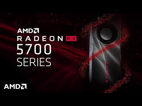 "Bend the Rules: AMD Radeonâ""¢ RX 5700 XT GPU"