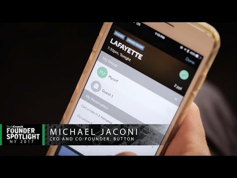 Making mobile easier with Button's Michael Jaconi