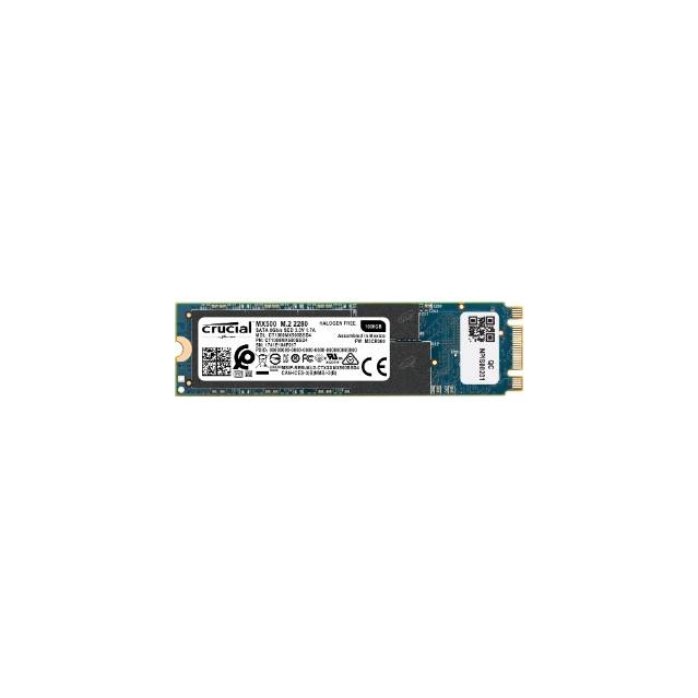 Crucial MX500 1TB M.2 2280 Solid State Drive (Micron 3D TLC NAND)