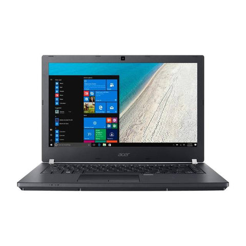 Acer TravelMate TMP449-M-59QV 14 inch Intel Core i5-6300U 2.40 GHz/ 8GB DDR4/ 500GB SATA SSD/ Windows 10 Home 64-bit (Black)