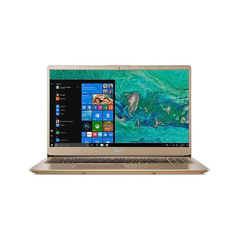 Acer Swift 3 SF315-52-81HD 15.6 inch Intel Core i7-8550U 1.8GHz/ 8GB DDR4/ 256GB SSD/ USB3.1/ Windows 10 Home Ultrabook (Luxury Gold)