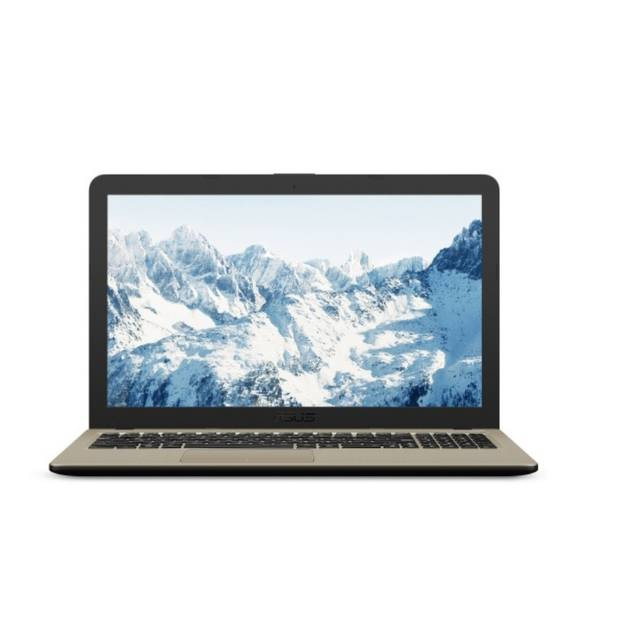 Asus X540UA-DB31 15.6 inch Intel Core i3-8130U 2.2GHz/ 4GB DDR4/ 1TB SSHD/ USB3.0/ Windows 10 Notebook (Dark Brown/ Gold)