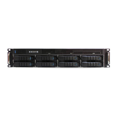 AIC XE1-2KT00-08 550W 2U Rackmount Server Chassis