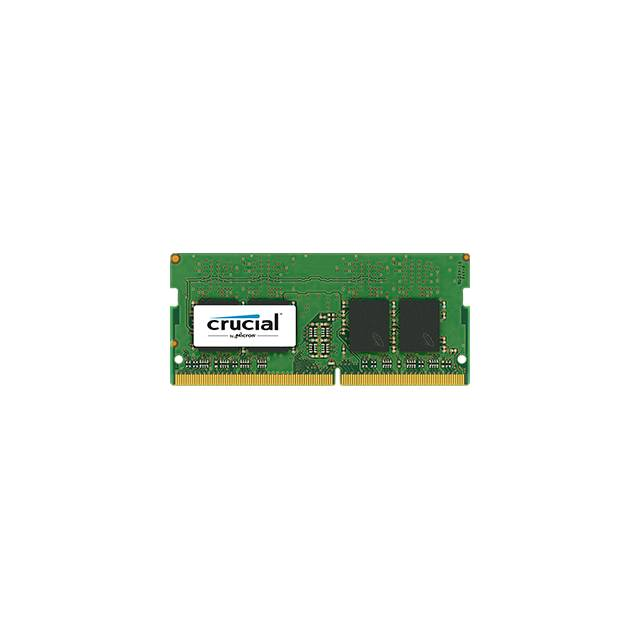 Crucial DDR4-2400 SODIMM 8GB/1Gx64 CL17 Notebook Memory