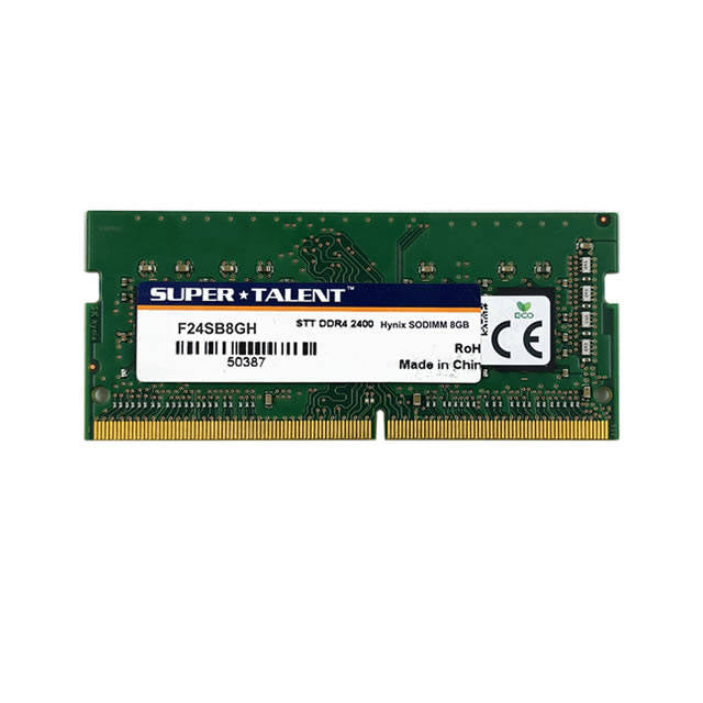 Super Talent DDR4-2400 SODIMM 8GB Hynix Chip Notebook Memory