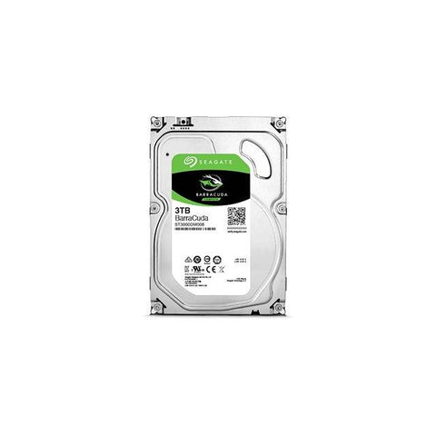 Seagate Barracuda ST3000DM008 3TB 7200RPM SATA 6.0 GB/s 64MB Hard Drive (3.5 inch)