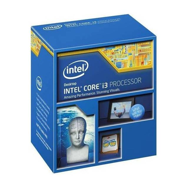 Intel Core i3-4160 Haswell Processor 3.6GHz 5.0GT/s 3MB LGA 1150 CPU, Retail