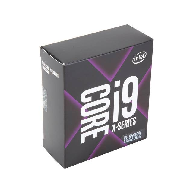 Intel Core i9-9900X X-series Skylake Processor 3.50GHz 8.0GT/s 19.25MB LGA 2066 CPU, Retail