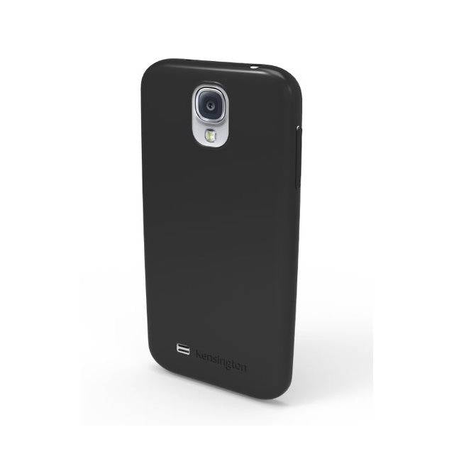 Kensington K44413WW Gel Case for Samsung Galaxy S4 (Black)
