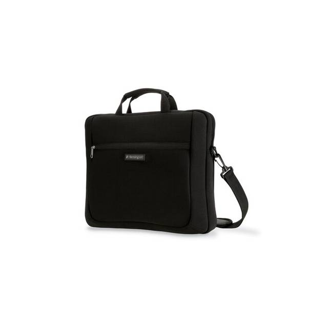 Kensington K62561USB 15.6 inch/ 39.6cm Simply Portable SP15 Neoprene Laptop Sleeve (Black)