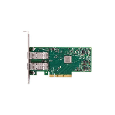 MELLANOX MCX4121A-ACAT ConnectX-4 EN Dual-Port 25 Gigabit Ethernet PCI-E 3.0 x8 Adapter Card