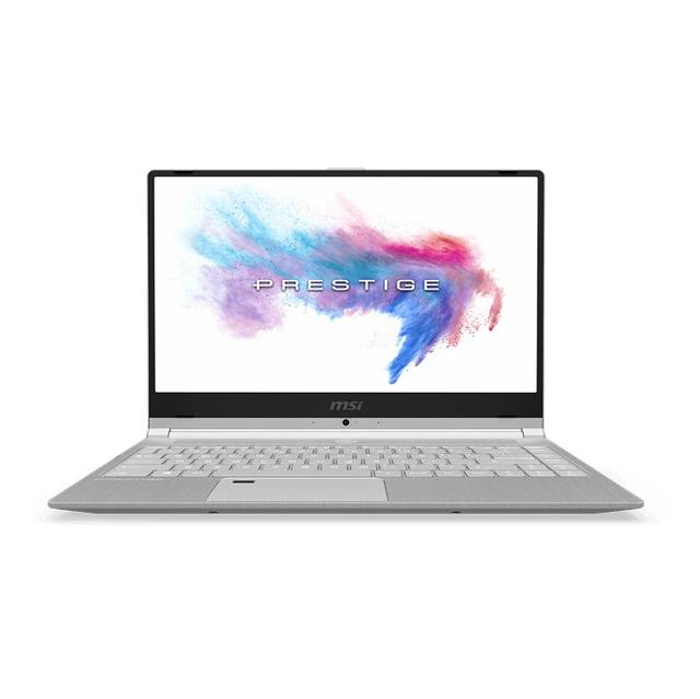 MSI PS42 8M-064 14 inch Core i5-8250U 1.6GHz/ 8GB DDR4/ 256GB SSD/ UMA/ USB3.1/ Windows 10 Pro Notebook (Aluminum Silver)