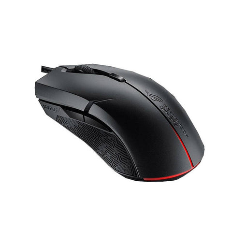 ASUS ROG STRIX EVOLVE Wired USB Optical Gaming Mouse w/ 7200 DPI