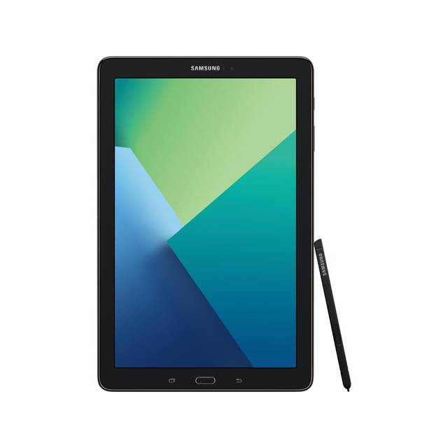 Samsung Galaxy Tab A SM-P580NZKAXAR 10.1 inch Exynos 7870 1.6GHz/ 16GB/ Android 6.0 Marshmallow Tablet w/ S Pen (Black)